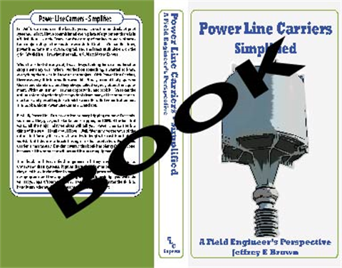 Power Line Carriers - Simplified (7x10 Hardback)